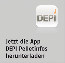 DEPI App Download Icon